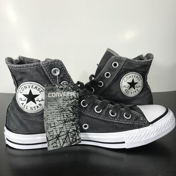 56183a468a8e Converse Double Zipper Chuck Taylor All Star Sz 8